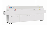 Inline Lead-Free  Reflow Oven machines K6 for PCB Board