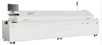 Eight Heating -zone Lead-free Reflow Oven K8