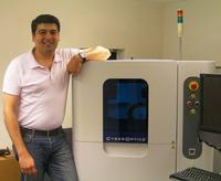 Mehrdad Nazari, KVM4S' new Product Manager for all CyberOptics products.