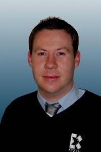 Chris Harvey, Kyzen's Asia Pacific Technical Manager.