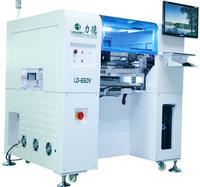 smt pick and place system Automatic online vision smd pick and place machine ,