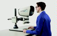Lynx EVO - Stereo Dynascopic Microscope for PCB Inspection and Material Rework