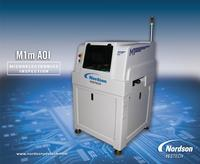 M1m AOI - Automated Optical Inspection for Microelectronics