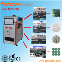 small high speed and cheaper pick and place machine M6