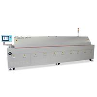 Lead Free Reflow Oven M6/M8