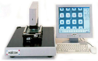 MALCOM TD-4M Manual Paste Print Inspection System