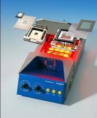 Standalone QFN Solder Bumping and BGA Reball Unit
