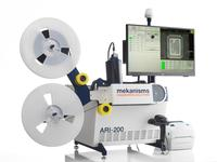 ARI-200 Automated Reel Vision Inspection System