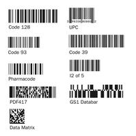 More than 19 different symbologies ranging from linear barcodes to stacked codes and 2D symbologies are available, as well as a custom color feature.