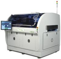 The TD2929-3D system is optioned for either 2D (standard) or 3D post-print inspection.