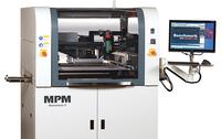 MPM Momentum II Elite High Throughput Stencil Printer