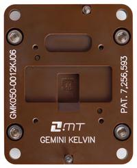 GEMINI™ KELVIN - Contactor for in-line AND array packages.