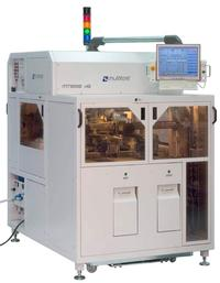 MT9510 x16, Multitest's new 16-site tri-temp pick-and-place handler.