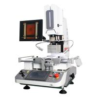 Newest BGA/LED repairing machine ZM-R720A for small component chip soldering and desoldering