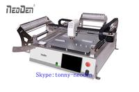 Cheapest Prototype Pick and Place machine NeoDen3V-Adv with cameras/Vison for SMT Line