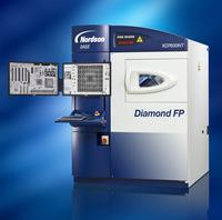XD7600NT Diamond FP X-ray inspection system.