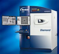 XD7600NT Diamond X-ray inspection system.