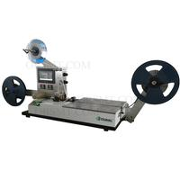 semi-automatic SMD reel taping machine