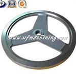 China Professional High Pressure Die Casting Parts of Aluminum Alloy