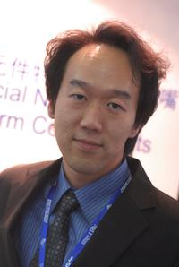Eric Chen, OK International's new General Manager in China