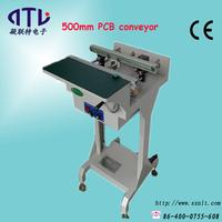 Mini size SMT PCB Conveyor with light optional (CE)
