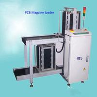 Labor saving PCB magzine loader for automatic SMT Assembly line