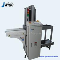 PCB magazine unloader for SMT assembly line