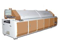 PLS 880C Lead-free Reflow Oven with 8 Heating Zones