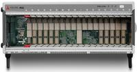 The ADLINK PXES-2780 is an 18-slot PXI Express chassis, compliant with PXI Express and cPCI Express specifications and offering one system slot, one system timing slot, ten hybrid peripheral slots, and six PXI Express peripheral slots for a wide variety of testing and measurement applications requiring enhanced bandwidth.