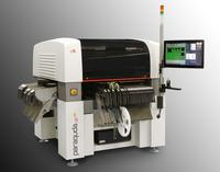 Paraquda G2 is the first SMT assembly system to combine 3 processes in one machine