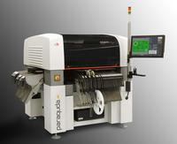 Paraquda - multifunctional 3-in-1 production center (jet printing of solder paste and/or glue and SMD assembly)