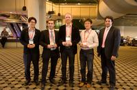 Printed Electronics Europe 2013 Award Winners