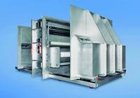 Photo: copyright Plasmatreat The low-pressure plasma system R2R60 treats surfaces of rolled goods up to 60 inch widths.