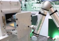 System consisting of test cell and cobot