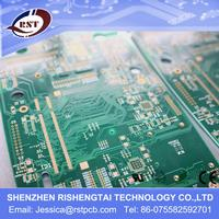 PCB Fabrication with RoHS, 100% test