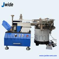 Components loose radial lead forming machine