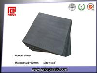 PCB Pallet Material, Ricocel Es-3261A Sheet in Black Color