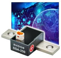New Yorker Electronics supplies new Riedon SSA Smart Shunt Current Sensor with Isolated Smart Current Measurement Technology