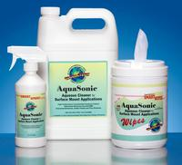 AquaSonic Aqueous Cleaner for Surface Mount Applications