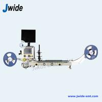 SMD taping machine with CCD camera
