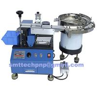 automatic led lead cutting molding forming machine