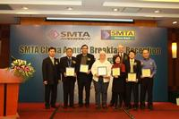 2010 SMTA China Annual Award Winners at the Annual Breakfast Reception, held on Wednesday, April 21, 2010 at the Shanghai Everbright International Hotel.