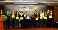 Best Paper/Presentation Awards, Best Exhibit Awards Presented by SMTA China during the SMTA China East 2010 Conference.