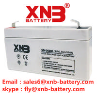 XNB-BATTERY 12V /60Ah battery sales6@xnb-battery.com