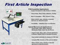 ScanSTENCIL Automatic Screen and Stencil Inspection Workstation