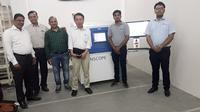 Kyoritsu Electric India Pvt. Ltd. – has successfully installed a Scienscope X-Scope 1800 X-Ray inspection system.