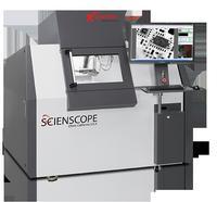 Scienscope's X-SCOPE 6000 of state-of-the-art X-ray inspection system .