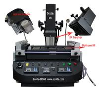 Scotle IR360 Pro 2 in 1 Infrared BGA Rework Station