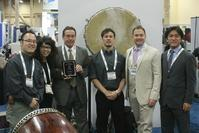 From left to right: Ban Saito, ERC, Michelle Ogihara, Seika, Tom Wittmer, WittcoSales, Robert Wood, Seika, Todd Wittmer, WittcoSales, and Koichi Koba, Seika