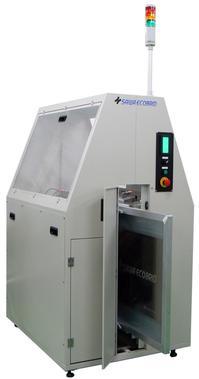 Sawa Ecobrid SC-AH100 Fully Automatic Low-VOC Stencil Cleaner.